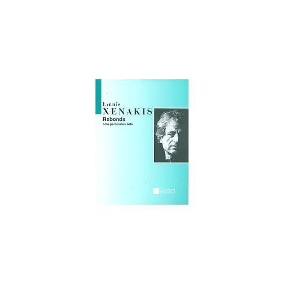 XENAKIS Iannis : Rebonds