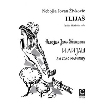 ZIVKOVIC Nebojsa Jovan : Ilijas