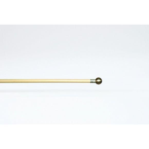 Paire de baguettes Laiton 14mm