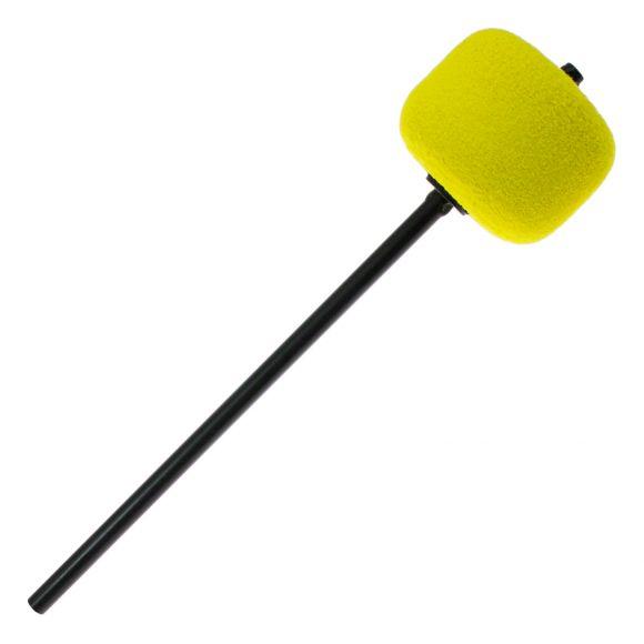 Batte pédale GC Feutre jaune