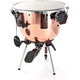 "Timbale 26"" Voyager Cuivre martelé"