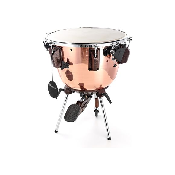"Timbale 32"" Voyager Cuivre martelé"