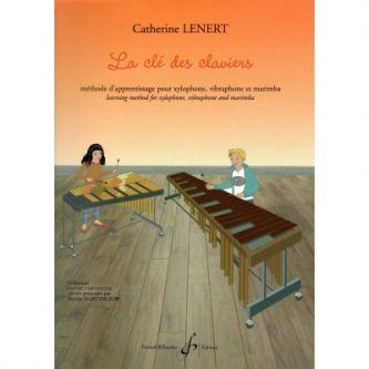 LENERT Catherine : La Clé des claviers