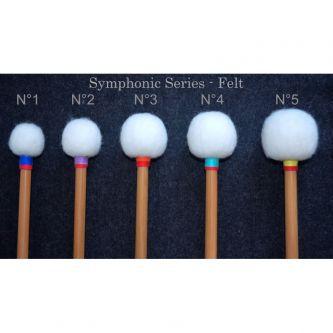 Paire Symphonique série Très dure