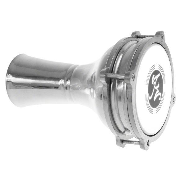 Darbouka turque 23,5 cm aluminium