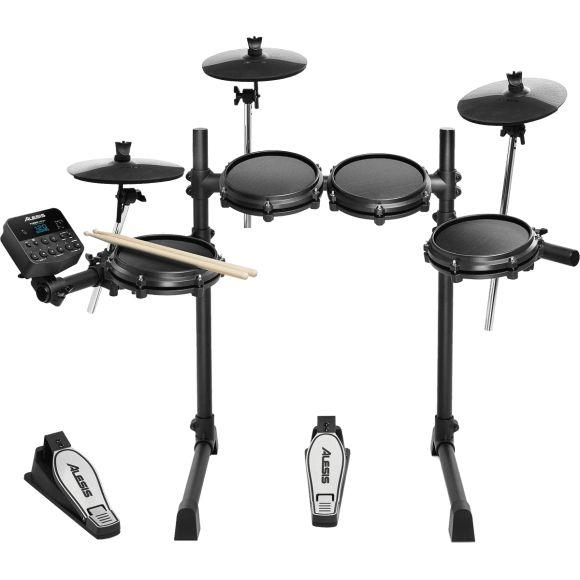 Kit électronique mesh 4 fûts - 3 cymbales