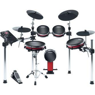 Kit électronique mesh 5 fûts - 4 cymbales