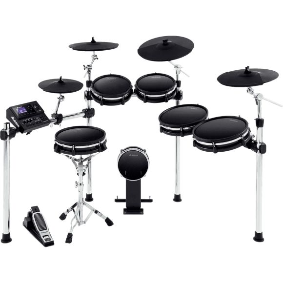 Kit électronique mesh 6 fûts - 4 cymbales