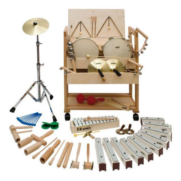 """Set de percussions """"Trolley 1"""""""