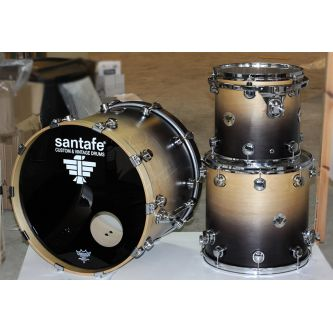 "Batterie Rock Maple Custom 24"" - 5 fûts"
