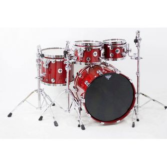 "Batterie Fusion Maple Custom 22"" - 5 fûts"