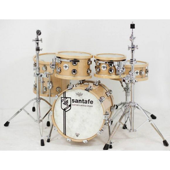"Batterie Jazz Maple Custom 18"" - 5 fûts"