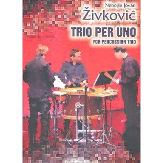 ZIVKOVIC Nebojsa: Trio per uno