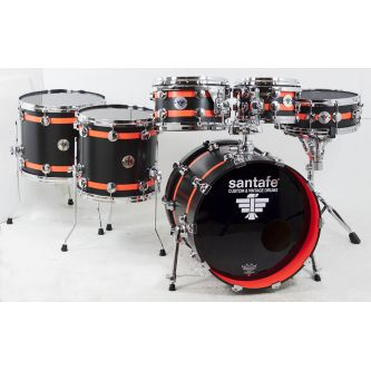 "Batterie Pop/Rock Maple Custom 22"" - 5 fûts"