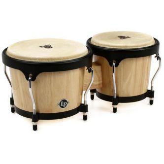 """Paire de bongos """"Aspire"""" 6 3/4 et 8"""""""