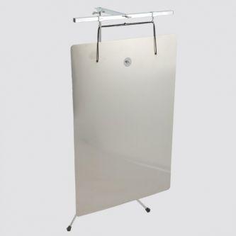Plaque tonnerre 120 x 80 cm avec stand