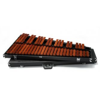 Xylophone valise 3,5 octaves sur stand X