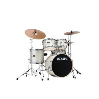 """Batterie """"Impérielstar"""" 5 fût + accessoires, siège et cymbales MEINL"""