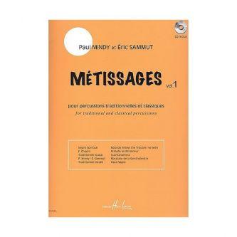 MINDY P. et SAMMUT E. : Métissages Vol.1