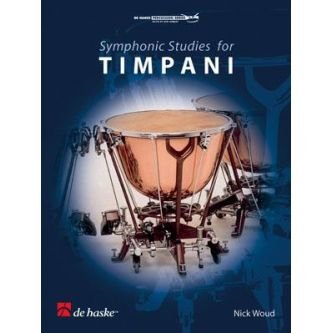 WOOD Nick : Symphonic Studies for Timpani
