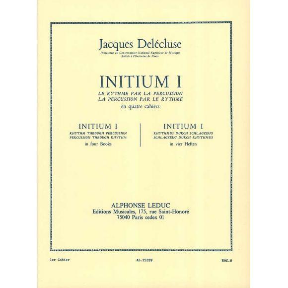 DELECLUSE Jacques : Initium I