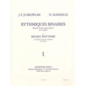 JUSKOWIAK J.F. et MARSEILLE D. : Rythmiques Binaires, 1