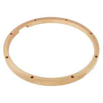 """Cercle érable 14"""" - 8 trous """"Timbres"""""""