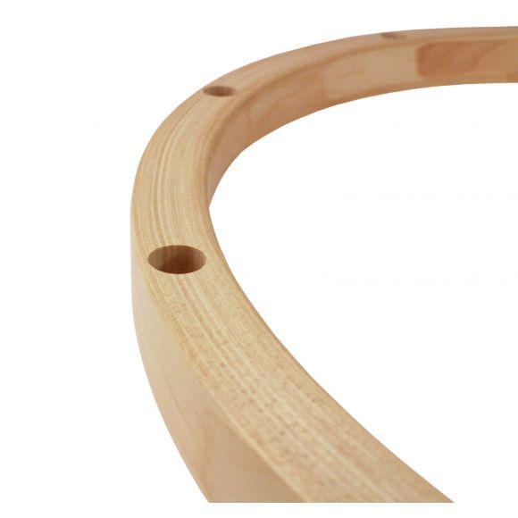 """Cercle érable 10"""" - 6 trous"""