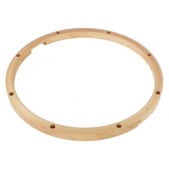 """Cercle érable 13"""" - 8 trous """"Timbres"""""""