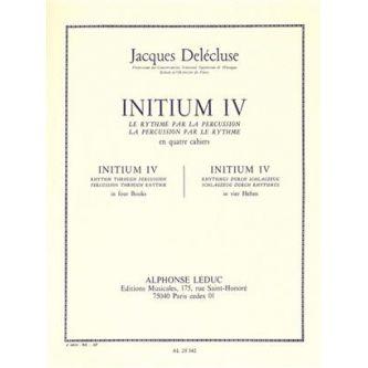 DELECLUSE Jacques : Initium IV
