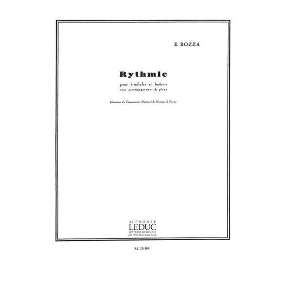 BOZZA Eugène : Rythmic