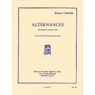 CASTEREDE Jacques : Alternances