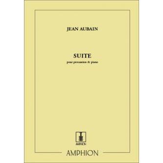 AUBAIN Jaen : Suite