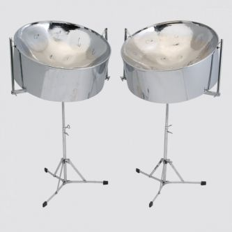 "Steel drum ""Double second"""