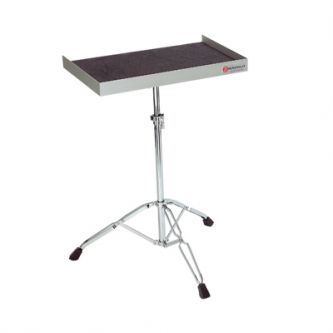 Tablette percussion plateau mousse
