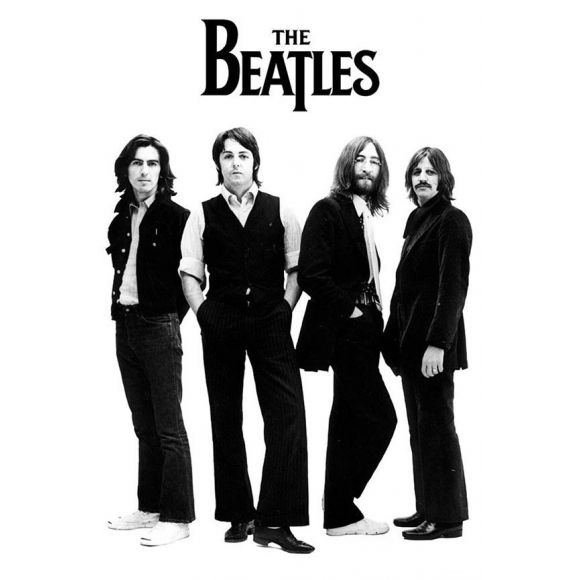 "Poster ""The Beatles - White Album"""