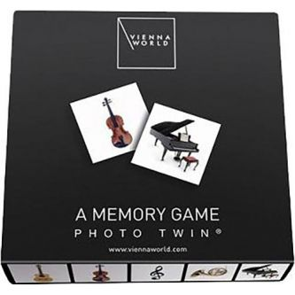 Memory Game - Instruments