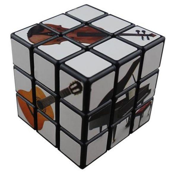 Rubik cube musique