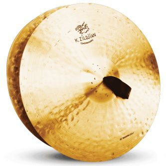 "K Constantinople Orchestral - 20"" medium light - special selection"