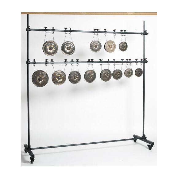 Portique Multi gongs avec roulettes