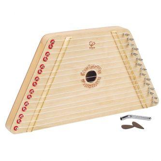 Harpe enfant en bois