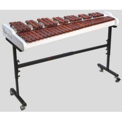 Xylophone 3,5 octaves padouk sans résonnateurs