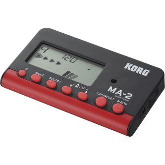 Metronome MA-2 - Noir & rouge