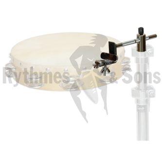 Attache tambourin pour stand polyvalent