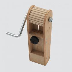 Crécelle avec contrôle de volume