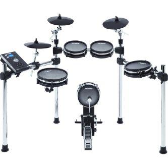 Kit électronique mesh 5 fûts - 3 cymbales