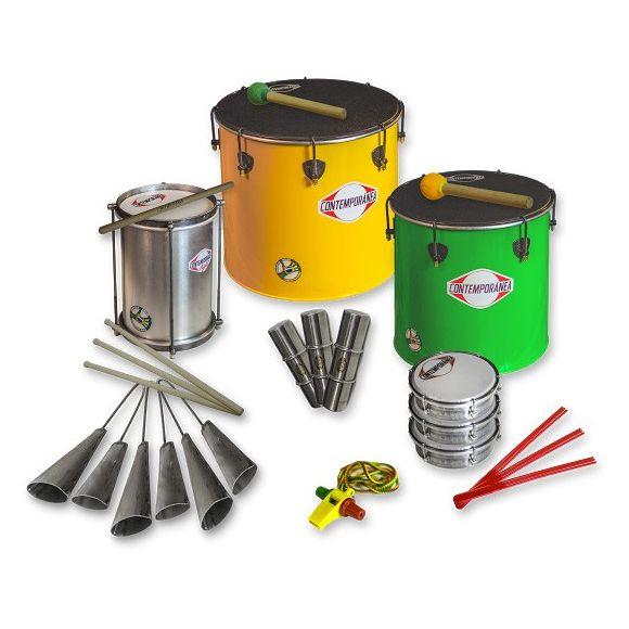 Pack samba 13 instruments - Nesting