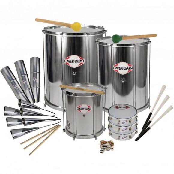 Pack samba 13 instruments - Pro