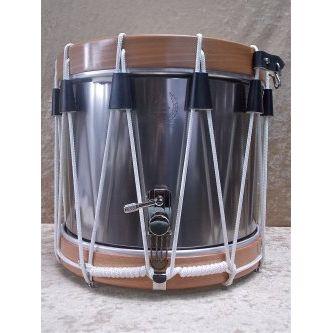 Tambour Titanium Pro 4/4 - 15'' - Parade à corde 38x38cm