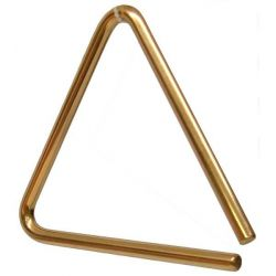 Triangle bronze 9""
